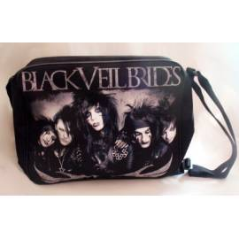 Geanta BLACK VEIL BRIDES - Grey Band
