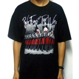 Tricou PINK FLOYD - The Wall - Model 2