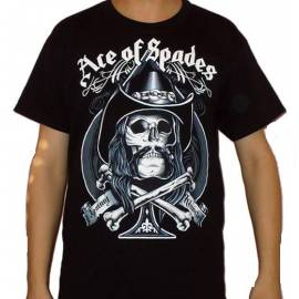 Tricou MOTORHEAD - LEMMY - Ace Of Spades