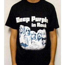 Tricou DEEP PURPLE - In Rock