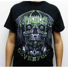 Tricou AVENGED SEVENFOLD - Machine