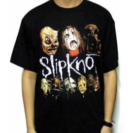 Tricou SLIPKNOT - Masks
