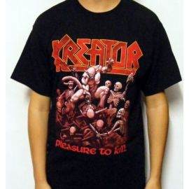 Tricou Kreator - Pleasure To Kill