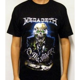 Tricou MEGADETH - Green Eye