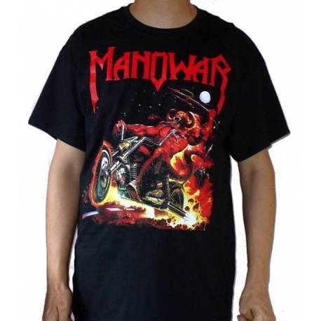 Tricou MANOWAR - Hell on Earth
