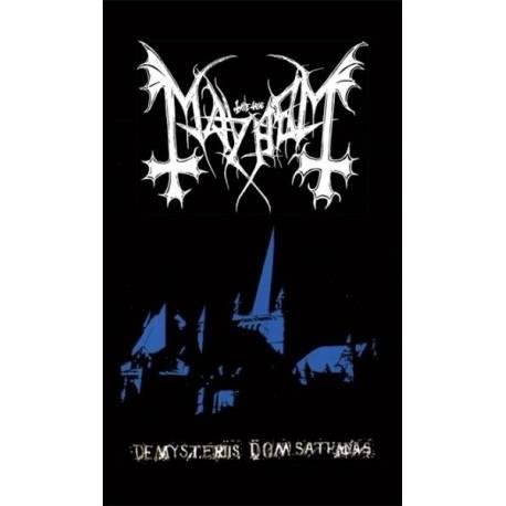 Steag MAYHEM - De Mysteriis Dom Satanas