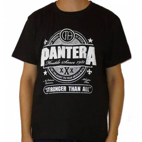Tricou PANTERA - Stronger Than All