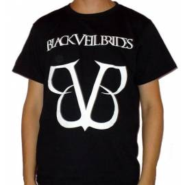 Tricou BLACK VEIL BRIDES - Logo