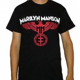 Tricou MARILYN MANSON - Logo