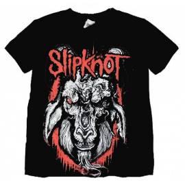 Tricou pentru copii SLIPKNOT - White Goat