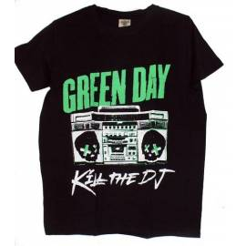 Tricou pentru copii GREEN DAY - Kill the DJ