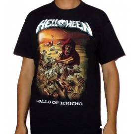 Tricou HELLOWEEN - Walls of Jericho