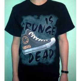 Tricou NIRVANA - Is Grunge Dead
