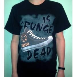Tricou NIRVANA - Is Grunge Dead