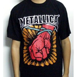 Tricou rock METALLICA - St. Anger