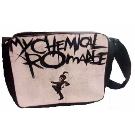 Geanta rock MY CHEMICAL ROMANCE - Soldier