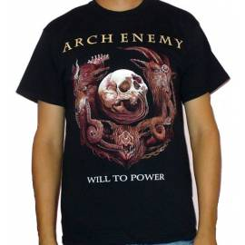 Tricou ARCH ENEMY - Will to Power