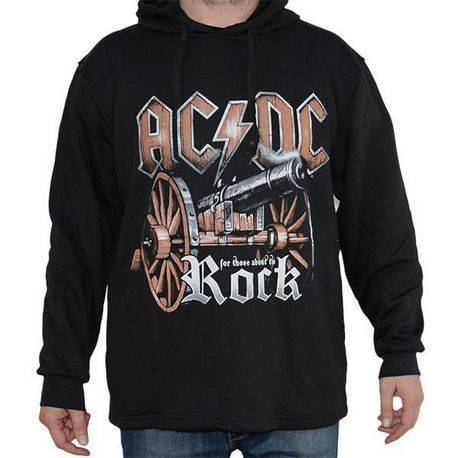 Hanorac AC/DC - For those about to rock