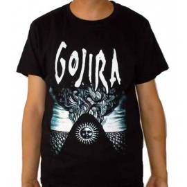 Tricou GOJIRA - Magma