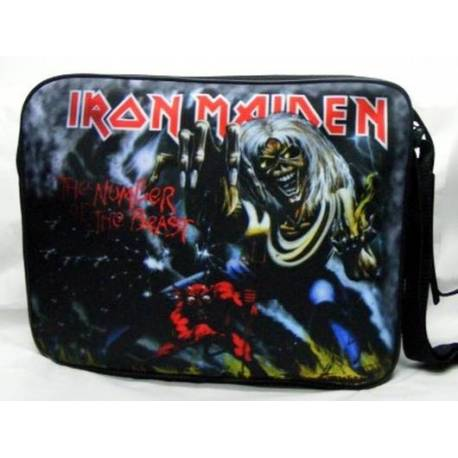 Geanta IRON MAIDEN -The Number of the Beast