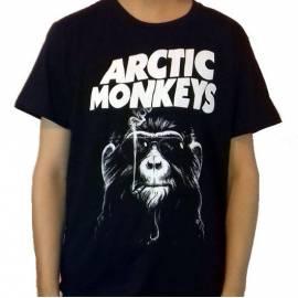 Tricou ARCTIC MONKEYS - Smoking Monkey