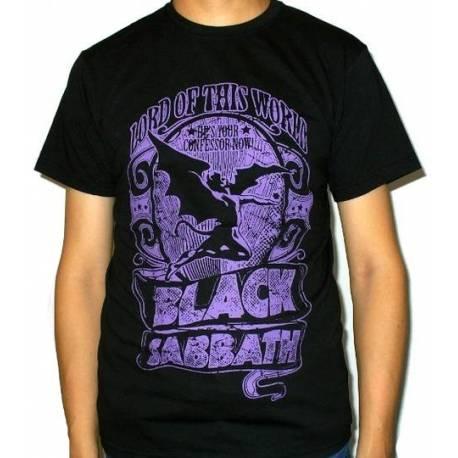 Tricou BLACK SABBATH - Lord of this World
