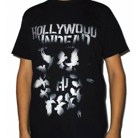 Tricou HOLLYWOOD UNDEAD - Doves Circle