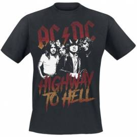 Tricou AC/DC - Highway to Hell