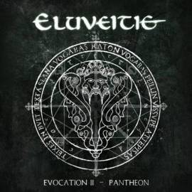 CD Eluveitie - Evocation II - Pantheon