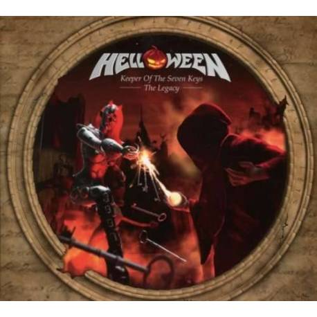 CD HELLOWEEN - Keeper of the Seven Keys
