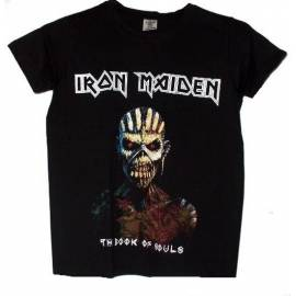 Tricou pentru copii IRON MAIDEN - The Book of Souls
