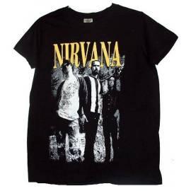 Tricou pentru copii NIRVANA - Band