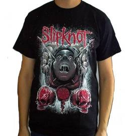 Tricou SLIPKNOT - Skulls