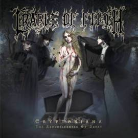 CD Cradle of Filth - Cryptoriana