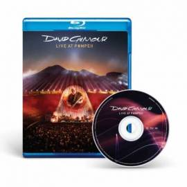 BLU-RAY David Gilmour - Live at Pompeii