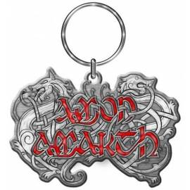 Breloc AMON AMARTH - Dragon Logo