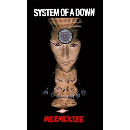 Steag SYSTEM OF A DOWN - Mezmerize