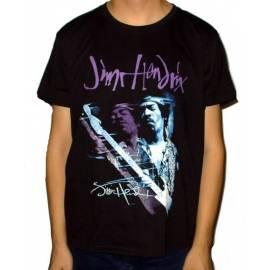 Tricou JIMI HENDRIX - Purple