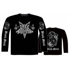 Tricou Long sleeve DARK FUNERAL Logo - Black Metal