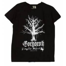 Tricou pentru copii GORGOROTH - The Sign Of Hell