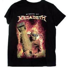 Tricou pentru copii MEGADETH - Arsenal
