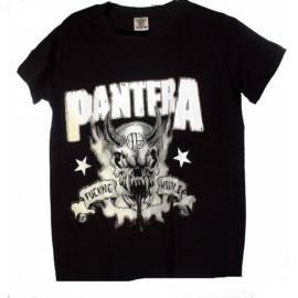 Tricou pentru copii PANTERA - Fucking Hostile