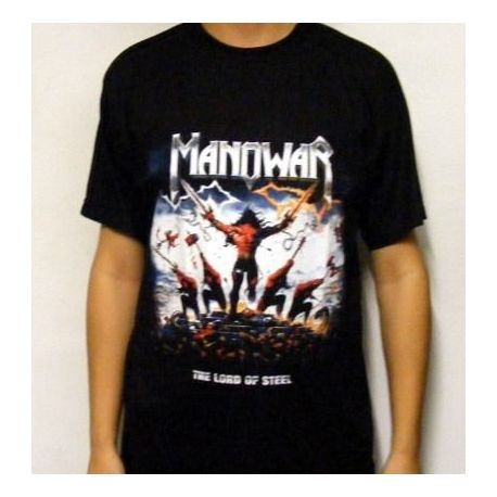 Tricou MANOWAR - The Lord of Steel - Warrior