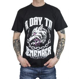 Tricou A DAY TO REMEMBER - Wolf