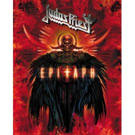 BLU-RAY JUDAS PRIEST - Epitaph