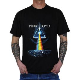 Tricou PINK FLOYD - Dark Side Of The Moon - Model 2