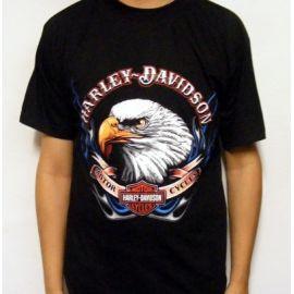 Tricou HARLEY DAVIDSON - White Eagle