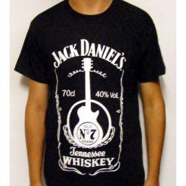 Tricou JACK DANIEL'S - Chitara