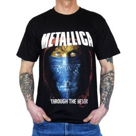 Tricou METALLICA - Trough The Never