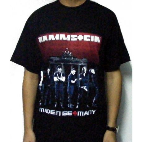 Tricou RAMMSTEIN - Made in Germany